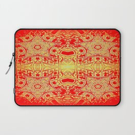 Red & Gold Stars Laptop Sleeve