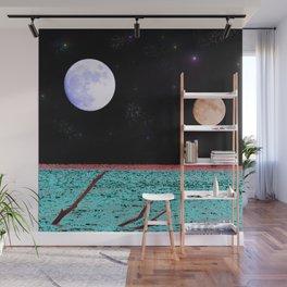 Under An Alien Moon Wall Mural