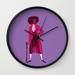 Meet Thomas Wall Clock