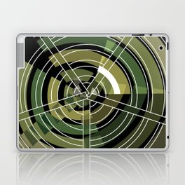 Exploded view camouflage Laptop & iPad Skin