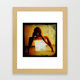 Luminescence #02 Framed Art Print