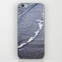 salt water iPhone & iPod Skins featuring Salt water by Emelie Johansson