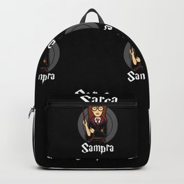 Sarcasampra Backpack