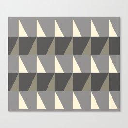 Cosy Concrete Canvas Print