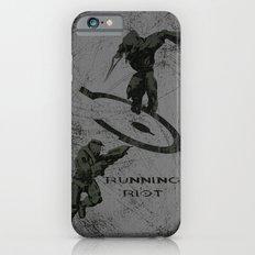 Running Riot - Halo Slim Case iPhone 6s