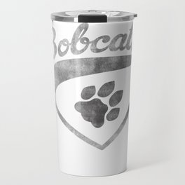 Ohio University Bobcats NCAA T-Shirt 45ou-1 Travel Mug