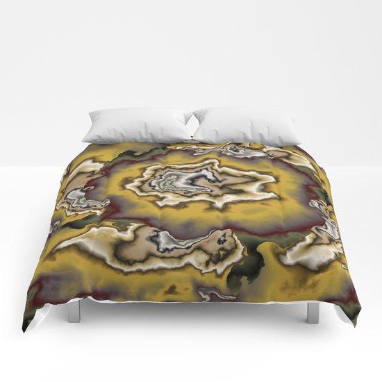 Turbulence in CMR 00 Comforters