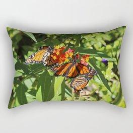 Consequential Strangers Rectangular Pillow