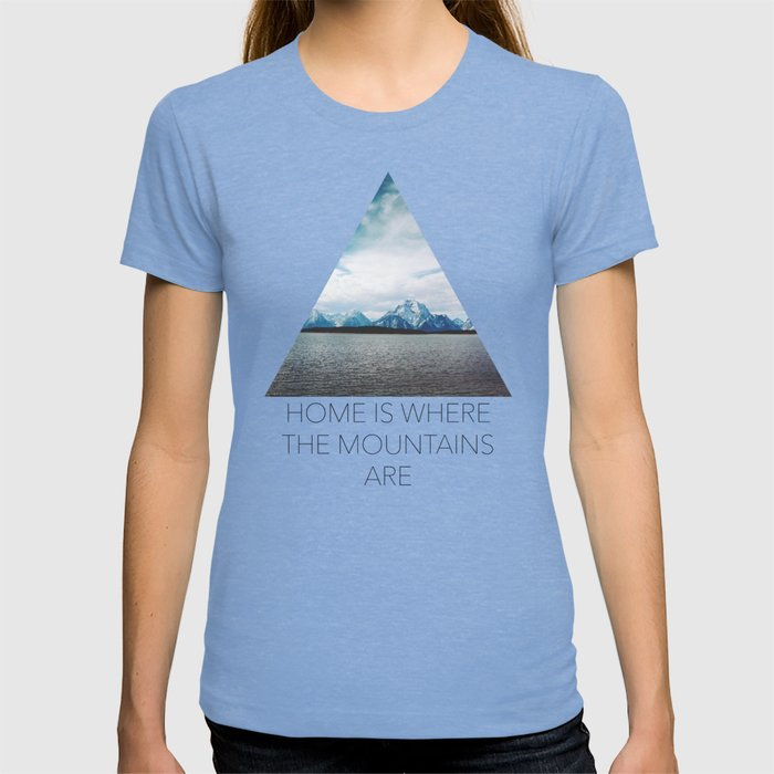 Dreaming of Mountains and Sky T-shirt