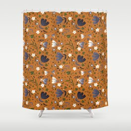 Daylight Garden Shower Curtain