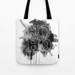 Decoy - echo Tote Bag