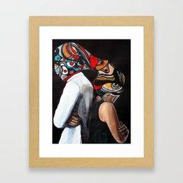 Offended Framed Art Print