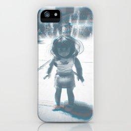 Hello (rainbow) iPhone Case