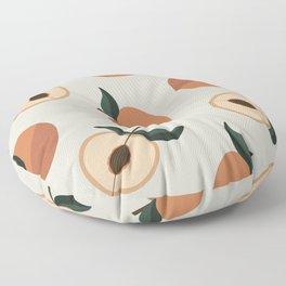 Sweet Peaches Floor Pillow