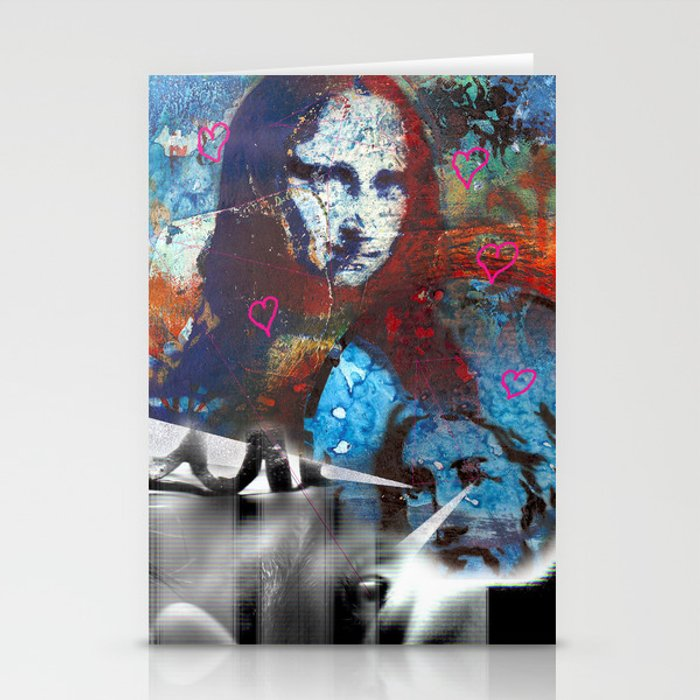 Finding Mona Stationery Cards