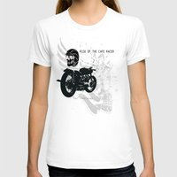 cafe racer T-shirts featuring Rise of the Cafe Racer by RiseoftheCafeRacer