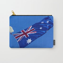Avalon Airshow - Australian Flag 1 Carry-All Pouch