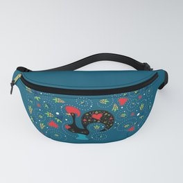 Good Luck Rooster Fanny Pack