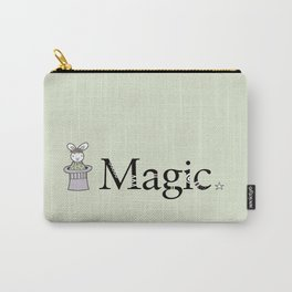Magic Bunny Carry-All Pouch