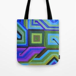 Love and Logic Colour Variation Tote Bag