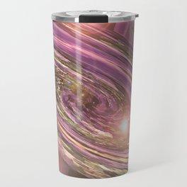 A Woven Basket Case v.3  On A Galactic Scale Travel Mug