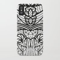 ornate elephant iPhone & iPod Cases featuring Ornate by RifKhas
