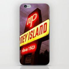 Small Town Coney Island iPhone & iPod Skin