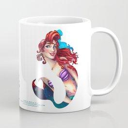 Mermaid Silhouette  Coffee Mug