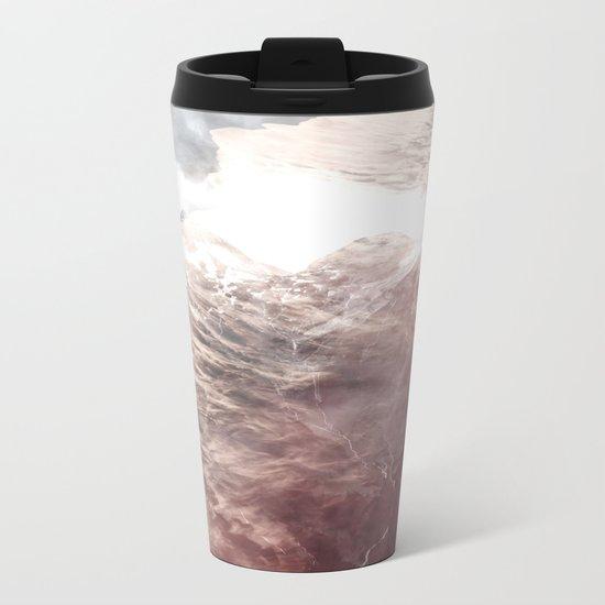 Sub Zero Metal Travel Mug