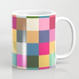 Multicolor Pixel Tiles Art - Kumulipo Coffee Mug