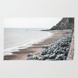 Welsh coast Rug