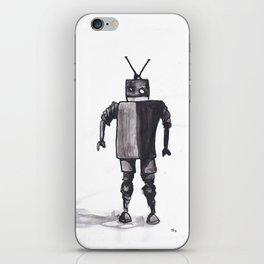 Awkward Robot iPhone Skin