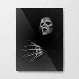 Vampire Radu Metal Print