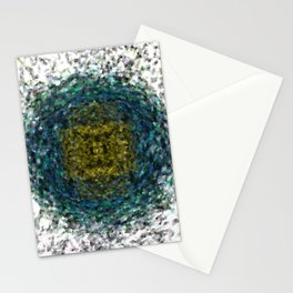 Geode Abstract 01 Stationery Cards