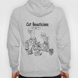 Cat Beauticians Hoody