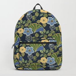 Ginkgo Leaf Backpack