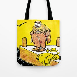 Cartoon comics 3 Tote Bag