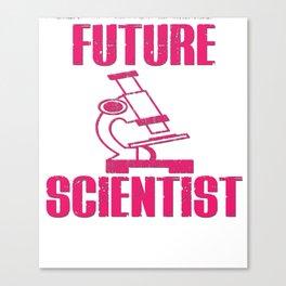 2 Science Geek Nerd Mathematics Algebra funny Tshirt new Canvas Print