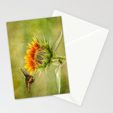 Yang Sunflower Stationery Cards