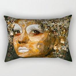 Chip Faerie Rectangular Pillow