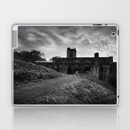 St Lukes Church, Abercarn, South wales, UK - 01 Laptop & iPad Skin