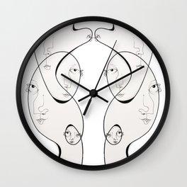 Heart [Jordan E. Eismont] Wall Clock