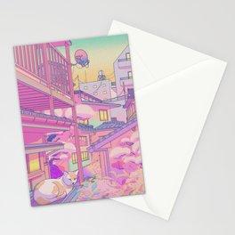 Nekosaki Stationery Cards