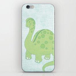 Deeno the Dino iPhone Skin