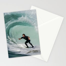 Skimboarding The Wedge  10-1-20 / Brad Domke  Stationery Cards