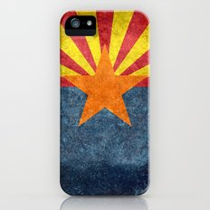 Arizona state flag - vintage retro style iPhone (5, 5s) Slim Case