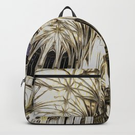 Cathedral Architecture Art Backpack