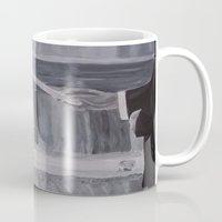 wedding Mugs featuring Wedding by Lark Nouveau Studio