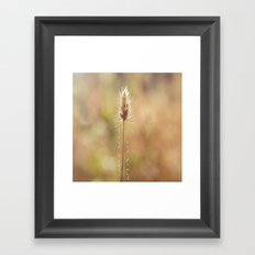 Tall and Proud Framed Art Print