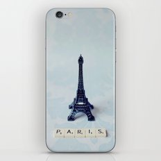 A Word about Paris  iPhone & iPod Skin